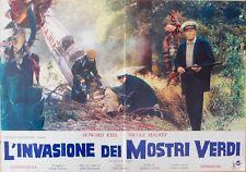 FOTOBUSTA 2, L'INVASIONE DEI MOSTRI VERDI (THE DAY OF THE TRIFFIDS) FANTASCIENZA