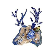 Miho Deer Head - Prince Charming Stylish & Unique / Wall Hanging /Home Accessory