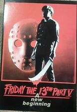 "NECA- FRIDAY THE 13TH PART V-A NEW BEGINNING-7"" JASON- BRAND NEW"