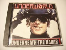 UNDERWORLD - underneath the radar CD munich city nights