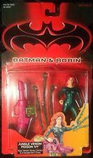 POISON IVY Action Figure -- (Batman & Robin Jungle Venom Poison Ivy)