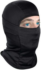 Breathable Cycling Motorcycle Face Mask Head Warmer Helmet Liner Balaclava Hat