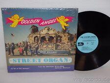 THE GOLDEN ANGEL DUTCH VILLAGE STREET ORGAN Holland Michigan MI LP D32