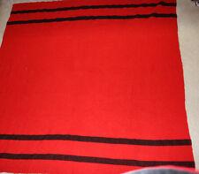 """Beautiful & large Mariposa Shuler & Benninghofen wool blanket 72""""x72"""" looks nice"""