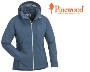 Damen Pinewood Tiveden TC-Stretch Jacke, Outdoorjacke - Atmungsaktiv
