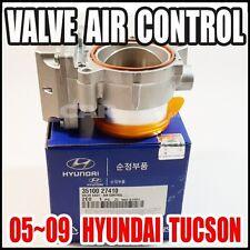 Hyundai Tucson  05~09 Body Assy-Throttle Engine Room( Fuel Diesel) 35100-27410
