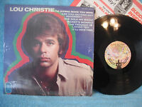 Lou Christie, I'm Gonna Make You Mine, Buddah Records, BDS 5052, PROMO