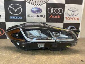 2016 2017 18 2019 Jaguar Xjr Right Led Headlight Used Oem
