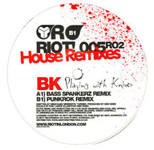 BK / Playing With Knives (House Remixes)