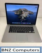 """Macbook Pro A1398 2014 15"""" Retina Intel Core i7-4770HQ 2.2GHz 480GB SSD / 16GB"""