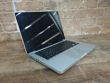 Apple MacBook Pro Late 2011 i5 2nd Gen No HDD 4GB RAM 183883