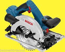 Bosch Professional Akku-Handkreissäge GKS 18V-57 G Solo ohne L-Boxx Kreissäge