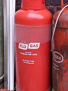 47kg Propane Flo Gas Bottle Heating Cooking nearly Empty Bottle