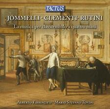 Alberto Firrincieli - La Musica Per Clavicembalo [Alberto [CD]