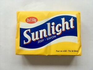Sunlight Soap Bars Stain Remover & Surface Cleaner 4 x 150g