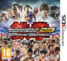 Tekken 3d - Prime Edition Nintendo 3ds Video Game