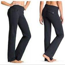 NEW Athleta Fusion Pant Black Workout Gym Fitness Yoga PETITE SMALL