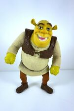 "RARE Shrek 5.5"" Action Figure Toy + Charm FREE SHIP"