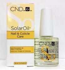 CND Solar Oil Nail & Cuticle Conditioner with Vitamin E - 0.5oz/15ml - 13014