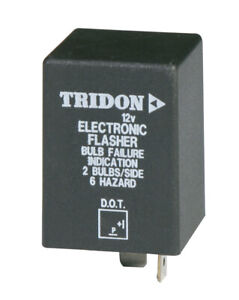 Tridon  Flasher Relay Can 12v    EP12