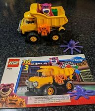 LEGO Toy Story Lotso's Dump Truck 7789 Complete w/ Manual Mini Figures NO box