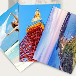 """20 Sheets 4""""x6"""" High Quality Glossy 4R Photo Paper 200gsm for Inkjet Printers"""