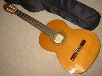 Antonio Sanchez Spain Mod. 1010 Classical Guitar / Concert Guitar, needs service