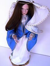 "Ashton Drake ""Our Lady of Grace"" Doll 18"""