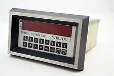 Introl Designs Introloc 1 Digital Speed Control 601