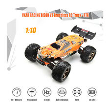VKAR RACING BISON V2 4WD 2.4GHz 2CH1:10 RC Car 80-90km/h Speed Buggy Truck