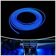 2M BLUE Cold light lamp Tape EL-Wire Car Atmosphere Lights Interior Unique Decor