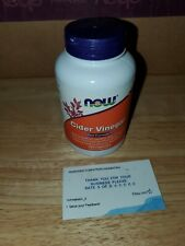 Apple Cider Vinegar Formula 180 Capsules Diet formula  BB 01/20