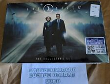 X-FILES COMPLETE COLLECTOR'S BLU-RAY SET (SEASON 1 2 3 4 5 6 7 8 9) 55 DISCS