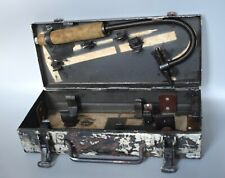 RARE WWII German Flak 2cm KwK38 Vierling Anti Aircraft camo tool box 'bdk' 1944