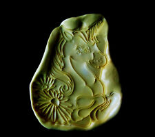 Unicorn horse b-Silicone Mold-Candy Cookie Crafts Cake Pop Cupcake topper Clay