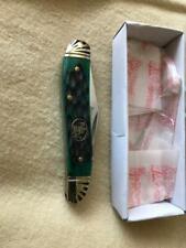 Frost Cutlery, Small Green Bone Peanut Knife