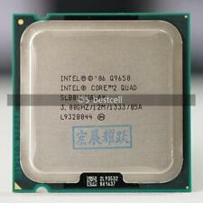 Intel Core 2 Quad Q9650 3.00GHZ GHz 12M Cache 1333 MHz FSB SLB8W  LGA 775