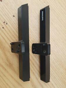TV Stand Legs P34T3470 , P34T3471 for PHILIPS  43PUS6704  + screws