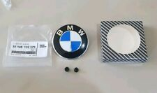 Logo Emblème Insigne BMW 82mm Capot Coffre F12 F13 E46 E81 E87 E92 X1 X3 X5 X6 Z