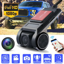 Wifi GPS Hidden Car DVR Camera Dash Cam Video Recorder Night Vision 1080P US
