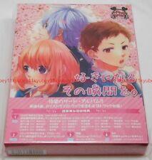HoneyWorks Suki ni Naru Sono Shunkan wo o First Limited Edition CD DVD Comic New