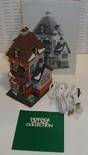 Department 56 Heritage Village Series Christmas In The City Series #5880-7