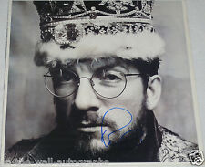 Elvis Costello Hand Signed Autographed King Of America Album! With Proof + C.O.A