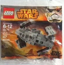 Lego Star Wars Rebels Mini Kit Tie Advanced Prototype #30275 New Sealed Set