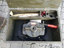Bundeswehr Hydraulikpumpe Power-Packer Pumpe teilweise mit Zubehör Hand Pump