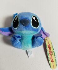 Disney Lilo and Stitch Plush Doll Mini Hanging Key Chain Hanger