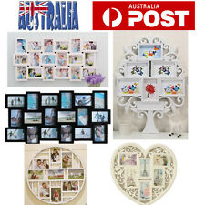 Multi Photoframe Frames Love Family Picture Wall Decor Photo Frame Gift