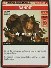 Pathfinder Adventure Card Game - 1x Bandit - Character Add-On