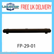 LANDROVER DISCOVERY 2001 to 2004 BLACK SINGLE DIN FITTING KIT ADAPTOR FASCIA