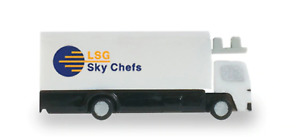 Herpa Airport Accessories: Catering vehicles (2pcs) 1/400 562485